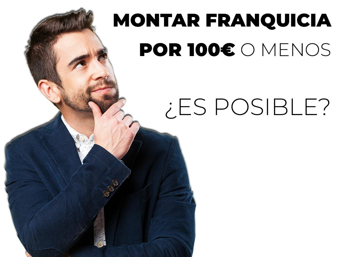 franquicia por 100 euros