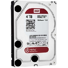 Disco duro interno Western Digital  red NAS Hard Drive - 4TB - Rojo - WD40EFRX
