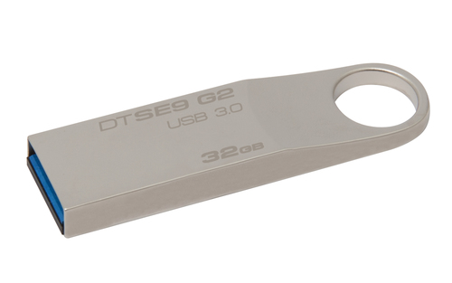 Imagen PENDRIVE KINGSTON DATA TRAVELER SE9 32GB