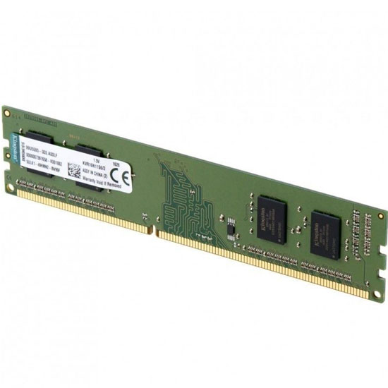 Imagen Memorias RAM KVR24N17S6-4 kingston memoria ram kvr24n17s6-4 kingston 4gb ddr4