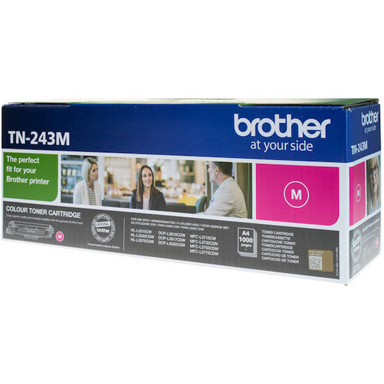 Imagen Toner Original BROTHER TN24 - TN243M