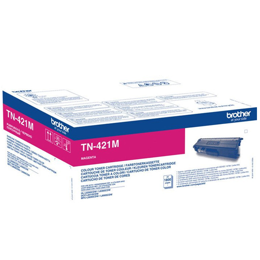 Imagen Toner original TN421M brother